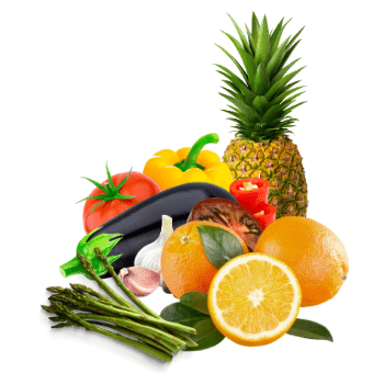 Frutta e verdura Communi