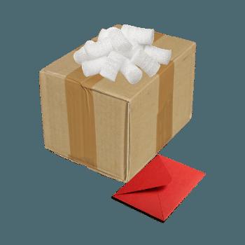 Materiale per spedizioni Communi