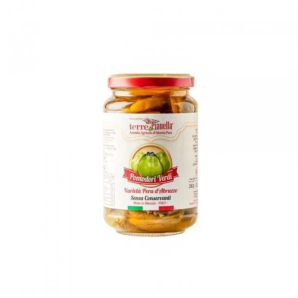 pomodori verdi sott'olio - Terre di Pianella - Communi
