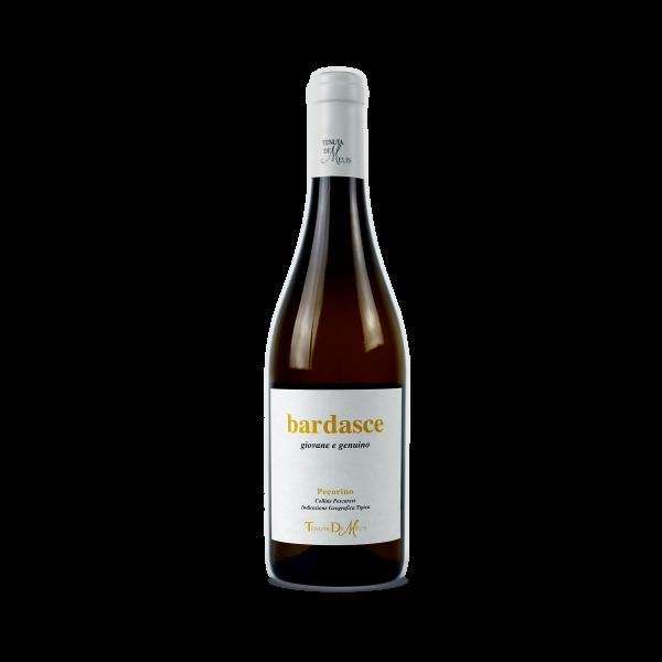 Bardasce vino pecorino - De Melis - Communi