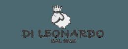 Di Leonardo Logo vetrofania Communi