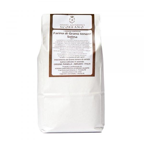 farina solina - Scorrano - Communi