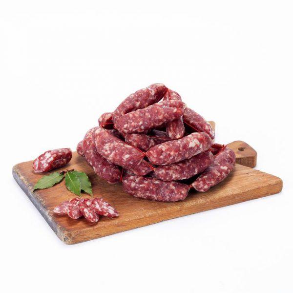 salsiccia stagionata senza pepe - Macelleria Il Boschetto - Communi