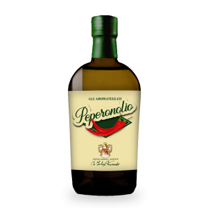 Peperonolio olio al peperoncino - De Juliis - Communi