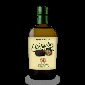 Tartufolio olio al tartufo - De Juliis - Communi