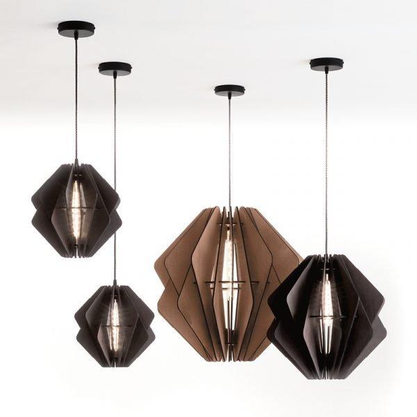 lampada a sospensione - Di Petima - Communi