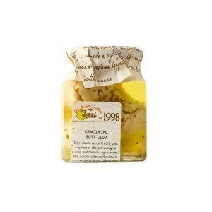 carciofini sott'olio Ferri - Nonna Ersilia - Communi